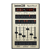 Lexicon® 224 Digital Reverb Plug-In