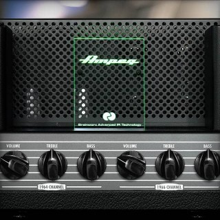 Ampeg B-15N Bass Amplifier