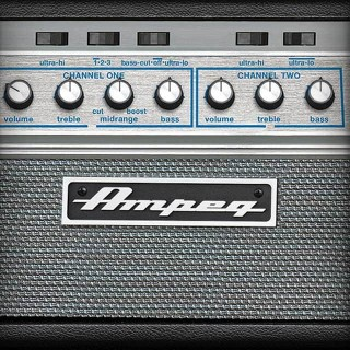 Ampeg SVT-VR Bass Amplifier