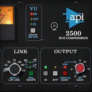 API 2500 Bus Compressor