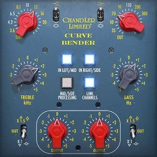 Chandler Limited Curve Bender Mastering EQ