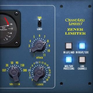 Chandler Limited Zener Limiter