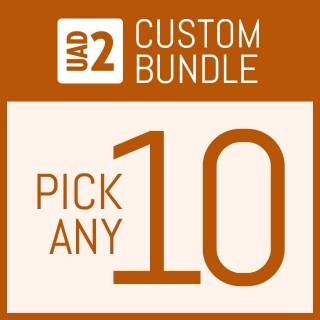 UAD Custom 10 Bundle
