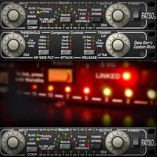 FATSO™ Jr./Sr. Tape Sim. & Compressor