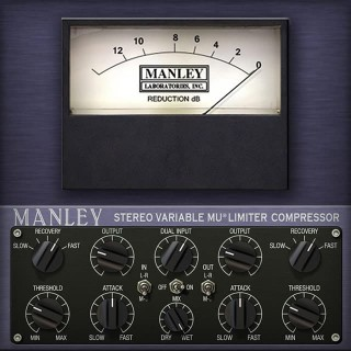 Manley Variable Mu® Limiter Compressor