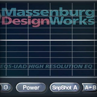 Massenburg® MDWEQ5 Parametric EQ