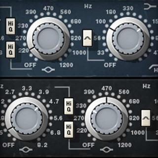 Neve 1081 / 1081SE Classic Console EQ
