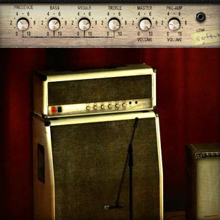 Softube® Vintage Amp Room