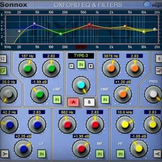 Sonnox® Oxford EQ