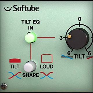 Tonelux® Tilt EQ