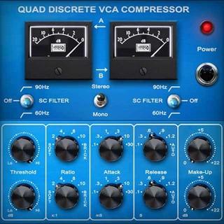 Vertigo Sound VSC-2 Compressor