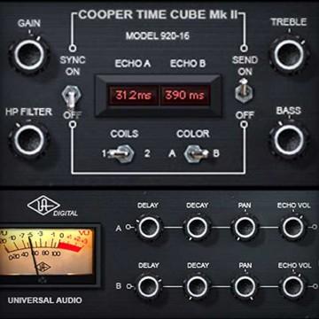 Cooper® Time Cube Mk II Delay