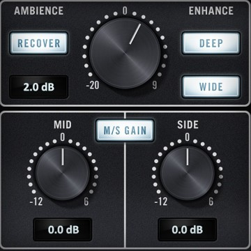 Precision K-Stereo Ambience Recovery