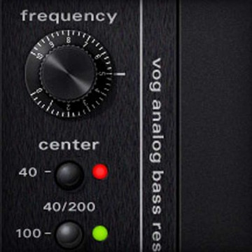 Little Labs® Voice Of God Bass Resonance