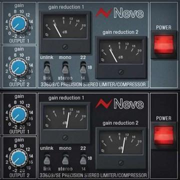 Neve 33609 / 33609SE Compressor