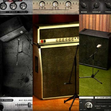 Softube® Amp Room Bundle