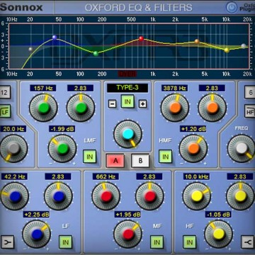 Sonnox® Oxford EQ