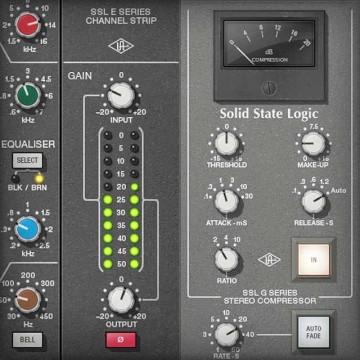 SSL 4000 Series Console Bundle
