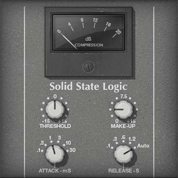 SSL G Series Bus Compressor