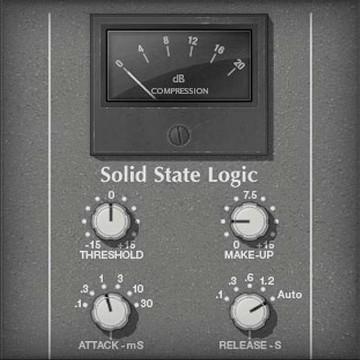 SSL G Series Bus Compressor