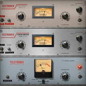 Teletronix® LA-2A Leveler Collection