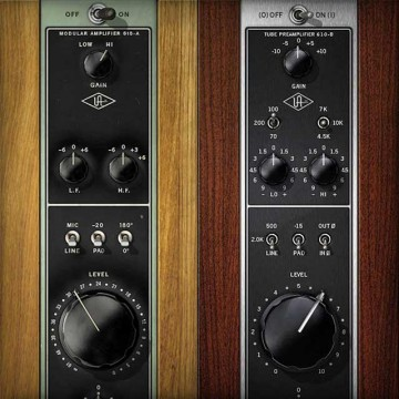 UA 610 Tube Preamp & EQ Collection