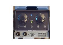 SOLO/610 Classic Tube Preamplifier & DI Box