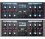 Moog® Multimode Filter / Multimode Filter SE Plug-In