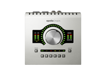 Apollo Twin Interface with Realtime UAD Processing and Thunderbolt