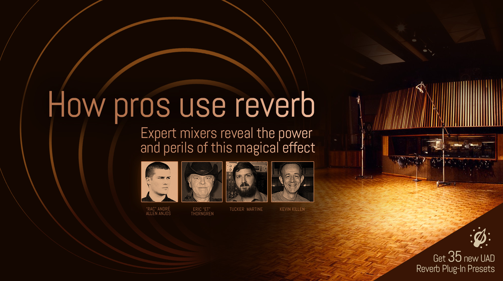 How Pros Use Reverb