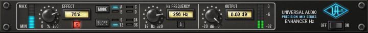 UA Precision Enhancer Hz