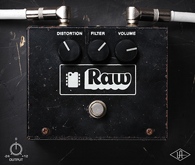 Raw Distortion Plug-In