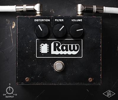 Raw Distortion Plug-In