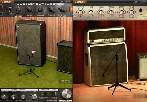Softube Amp Room Essentials
