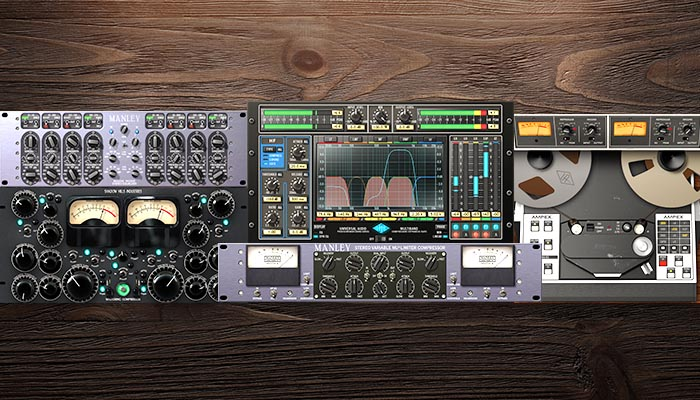 Save up to 60% on all UAD Mastering tools. Ends Feb 29th.