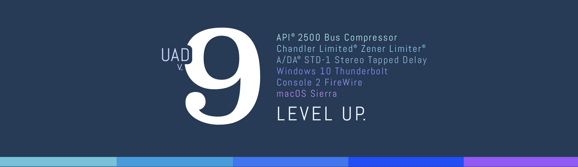 v9.0 UAD Software
