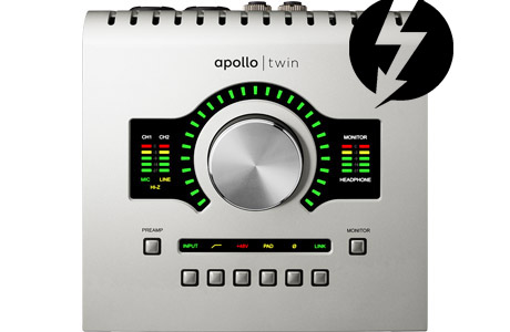 Apollo Twin Support