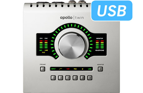 Apollo Twin USB Support