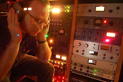 Michael Brauer with UA Hardware