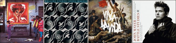 4 Michael Brauer Mixed/Engineers Albums - Aretha Franklin, Rolling Stones, Coldplay, and John Mayer's Battle Studies
