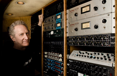 Brauer with a small section of massive outboard racks.