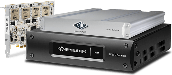 UAD-2 Satellite of your choice