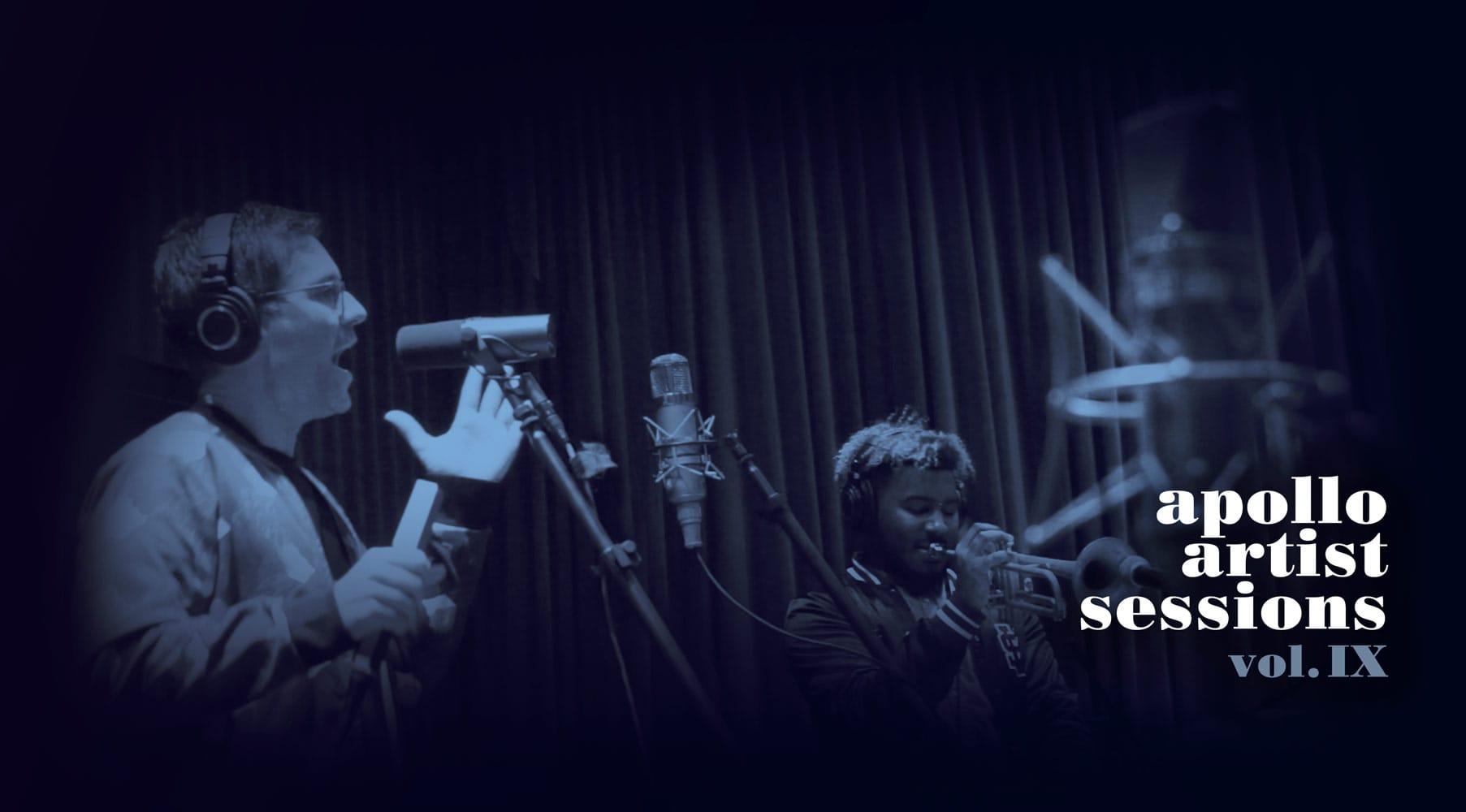 Apollo Artist Sessions Vol. IX: Jacquire King & JamieLidell