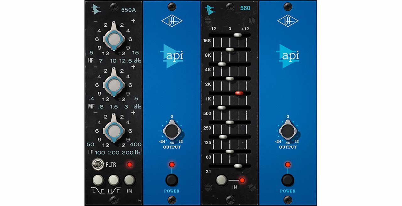Api 500 series eq collection uad audio plugins universal audio the api 500 series eq plug in collection for uad 2 hardware and apollo interfaces faithfully captures the punch low frequency transparency and ultra tight stopboris Image collections