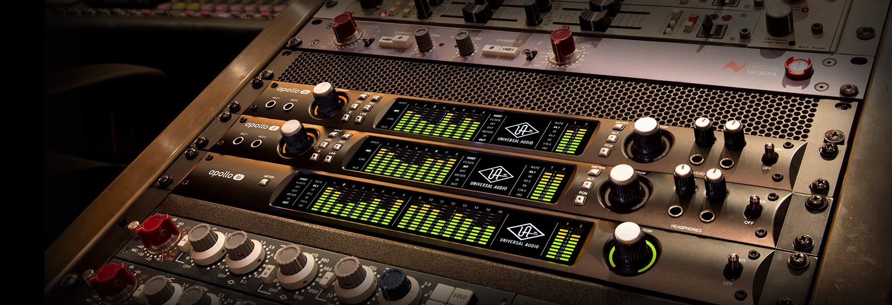 Apollo 16 | Thunderbolt Audio Interface | Universal Audio