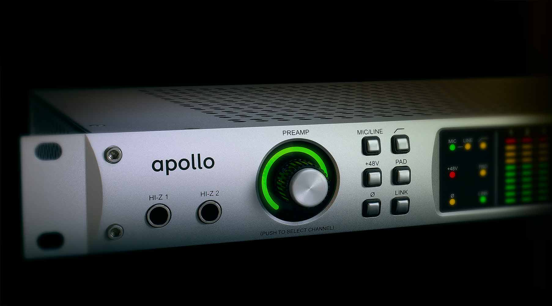 Apollo Firewire | Audio Interface | Universal Audio
