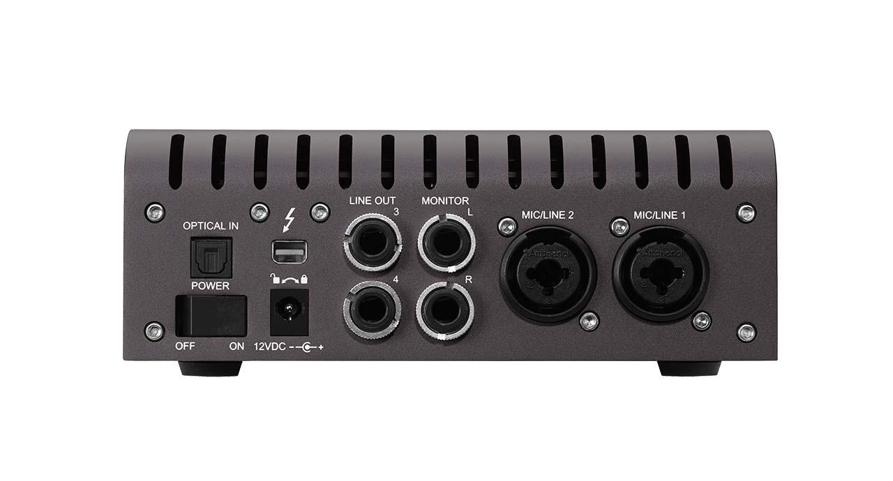 Apollo Twin Mk Ii Thunderbolt Audio Interface