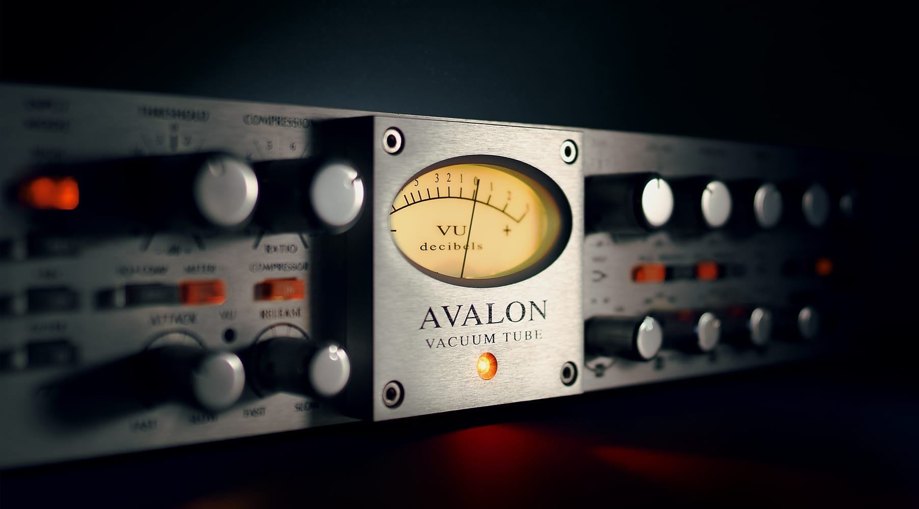 Avalon VT-737 Tube Channel Strip