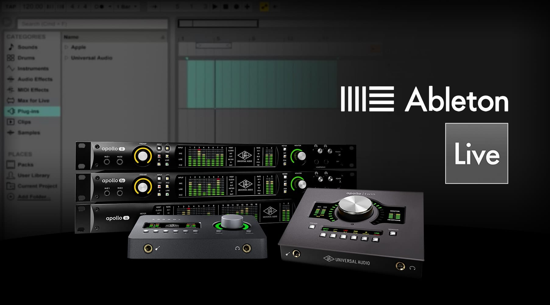 Setting Up Apollo Interfaces w/ Ableton Live | Universal Audio