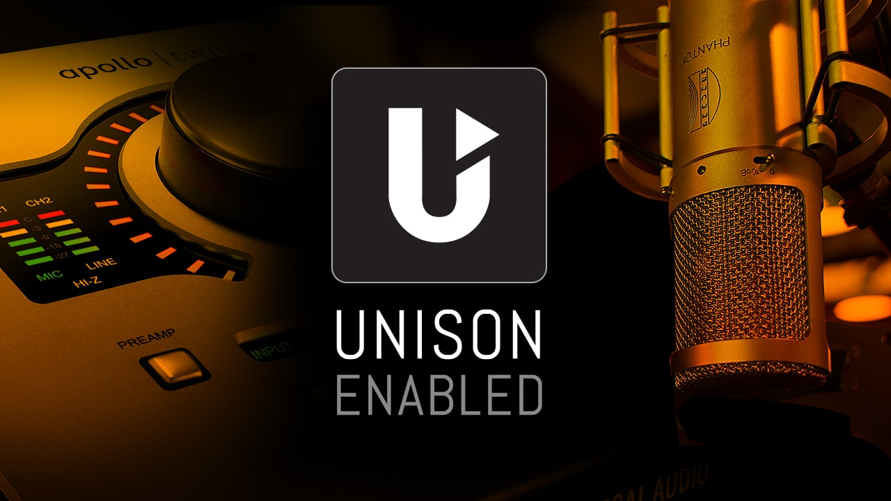 Apollo Recording W Unison Enabled Uad Powered Plug Ins Universal The Audio Preamplifier With Dual